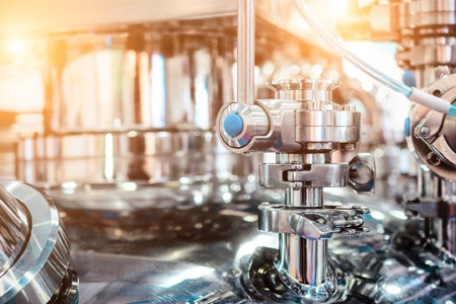 Perlast seal extends life of vacuum discharge ball segment valve