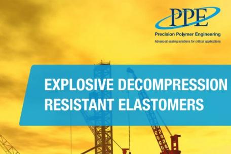 Explosive Decompression Resistant Elastomers