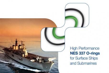 NES337 Naval Brochure