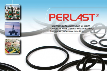 Perlast perfluoroelastomers for Oil & Gas