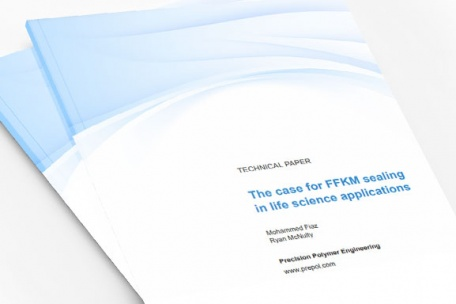 The case for FFKM sealing in life science applications