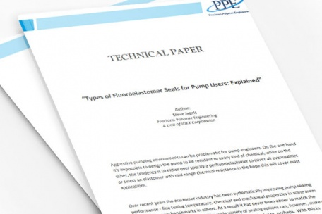 Types of Fluoroelastomer Seals for Pump Users: Explained