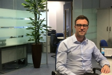 Key life science role for Kyle Fearns