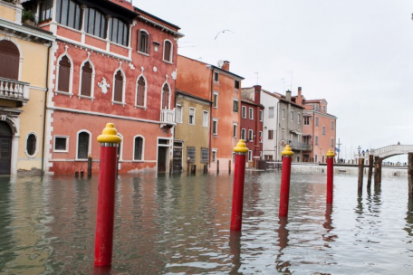 PPE playing crucial role in Venice flood prevention
