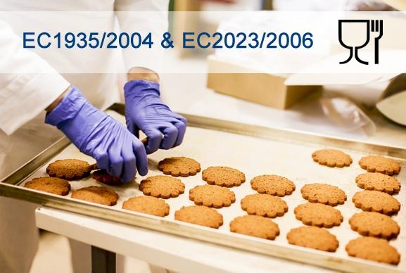 EC1935/2004 & EC2023/2006 food grade rubber seals