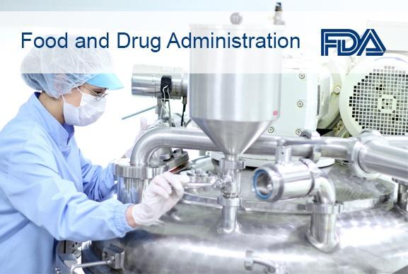 FDA Seals (Food & Drug Administration)