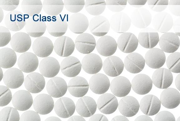 USP Class VI O-rings & Seals
