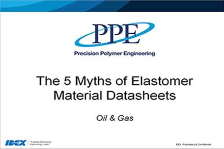 Webinar: The 5 Myths of Elastomer Material Datasheets