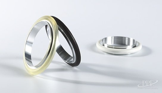 High Purity Semiconductor Seals From Precision Polymer