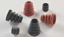 Rubber bellows elastomer precision polymer