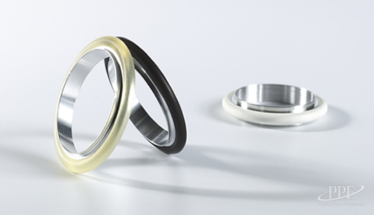 Kf Iso Nw Flange Fittings Centering Rings Precision