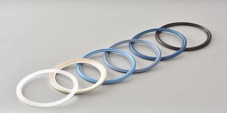 Sanitary Gaskets   Tri-Clamp   Tri-Clover   Precision