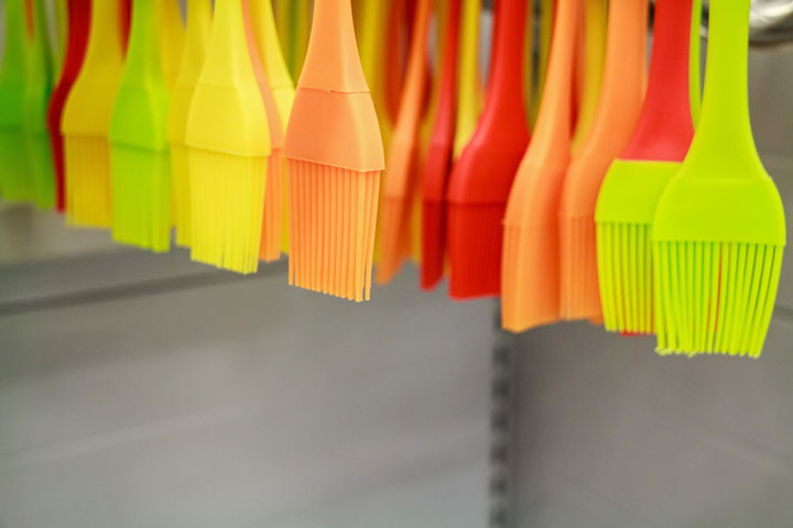 Is Silicone food-safe? | PPE